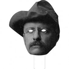 FKB25026V4 Theodore Roosevelt Cardboard Mask