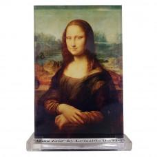 Leonardo Da Vinci -- Mona Lisa