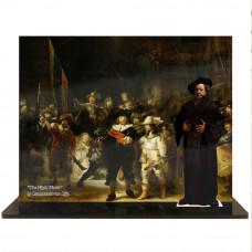 Rembrandt van Rijn -- The Night Watch