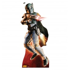 Boba Fett Star Wars (Retouched)