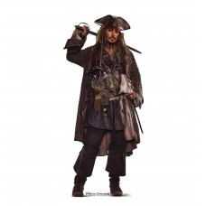 Jack Sparrow 02 (Pirates of the Caribbean 5)