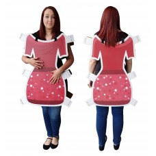 Dress Paper Doll Costume