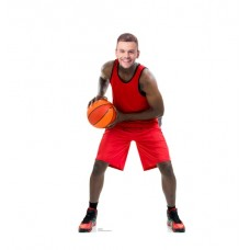 Basketball Player Stand-in