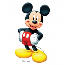 Mickey Mouse Classic Red