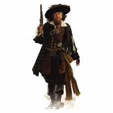 Capt Barbossa POTC: At Worlds End