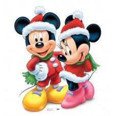 Mickey & Minnie Christmas