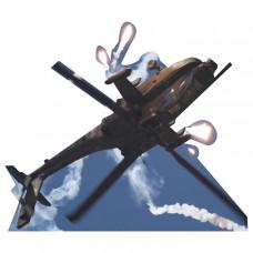 Apache Missle Launch