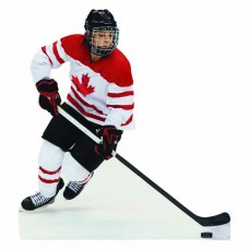 Canadian Hockey Player