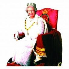 Queen Elizabeth II Sitting