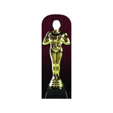 Award Statue Stand In