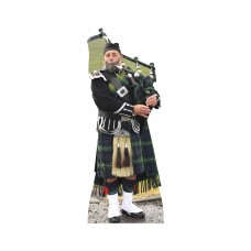 Scottish Bag Piper