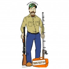 Dale Fish & Stream Outdoors Lifestyle Comic