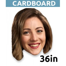 "36"" Personalized Cardboard Big Head"